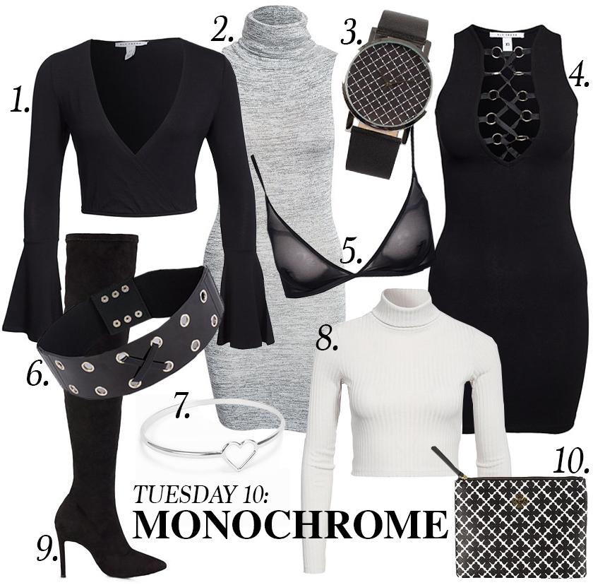 monochrome99