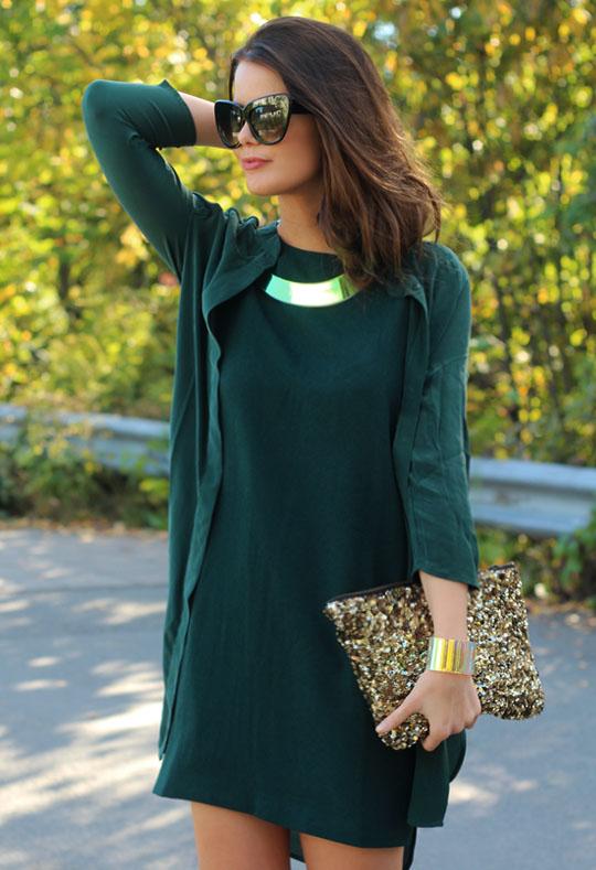 kjolen hvilken farge
